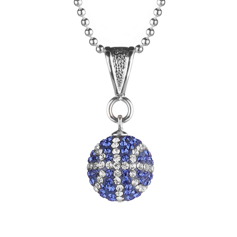 Mini Basketball Necklace