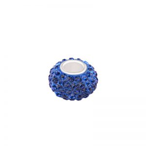 Big Hole Rhinestone Bead